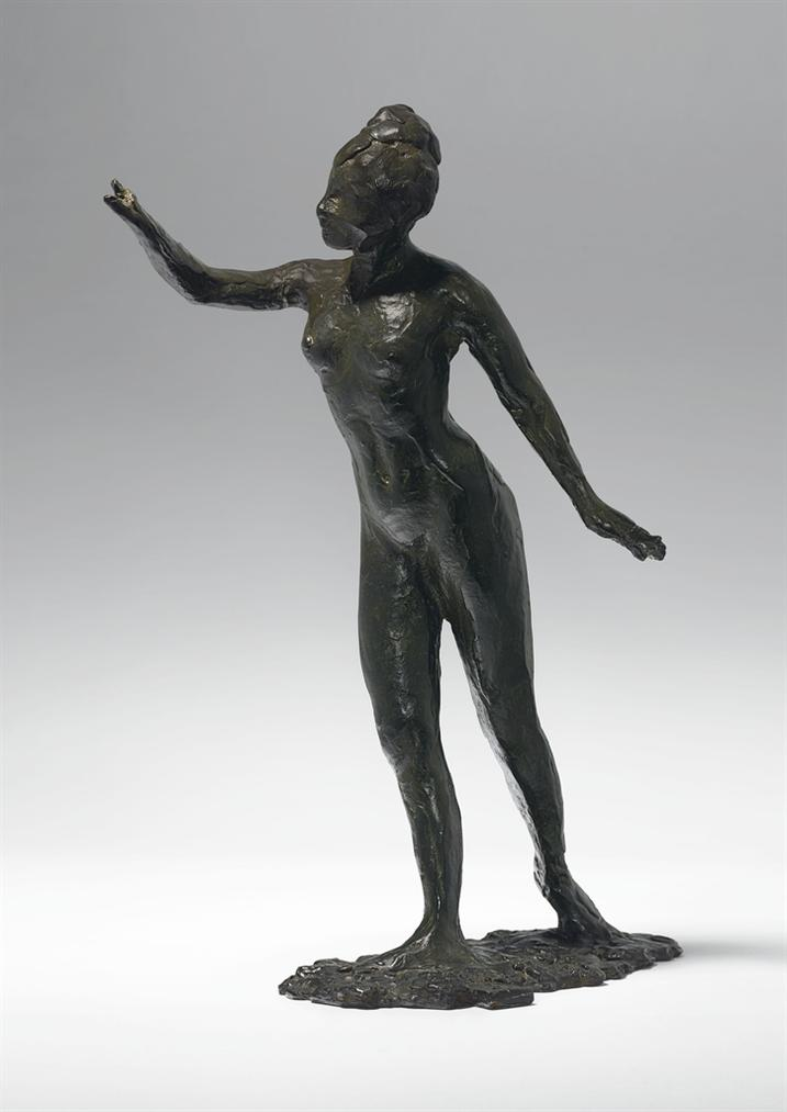 Edgar Degas-Grande Arabesque, Premier Temps-1890