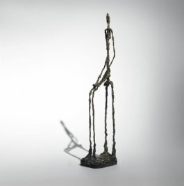 Alberto Giacometti-Femme Assise-1949