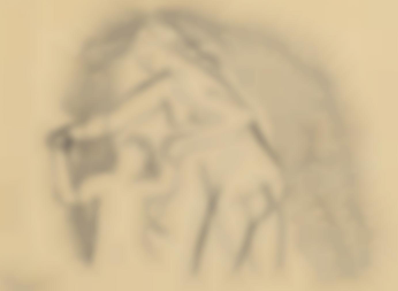 Pablo Picasso-Famille-1920