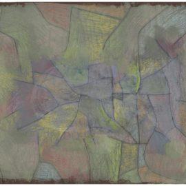 Paul Klee-Bergschlucht-1934