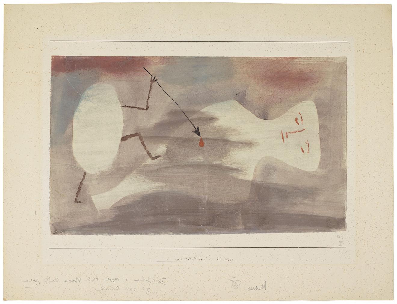 Paul Klee-Wer Toten Wen-1931