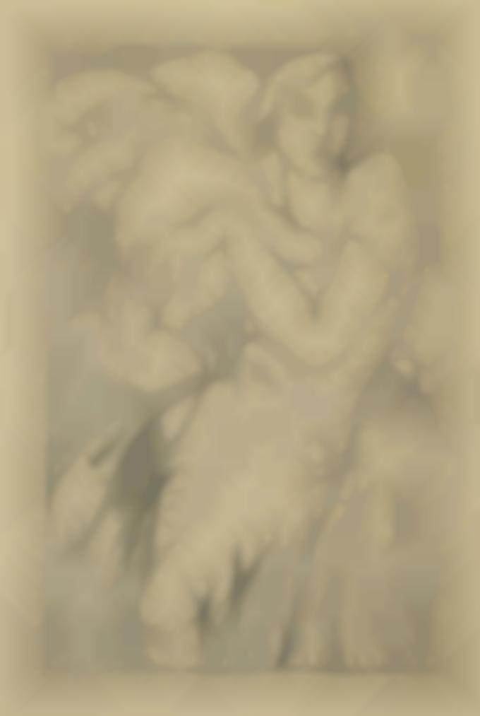 Tamara de Lempicka-Etude Pour Portrait Dira P.-1930