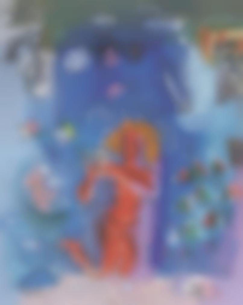 Raoul Dufy-Amphitrite A La Coquille-1927