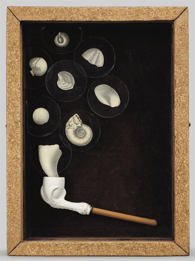Joseph Cornell-Object-1940