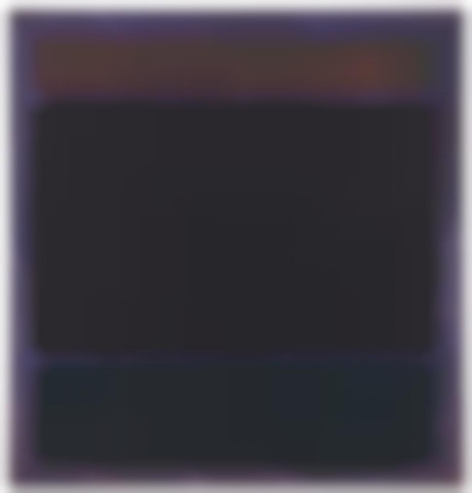 Mark Rothko-Untitled (Rust, Blacks On Plum)-1962
