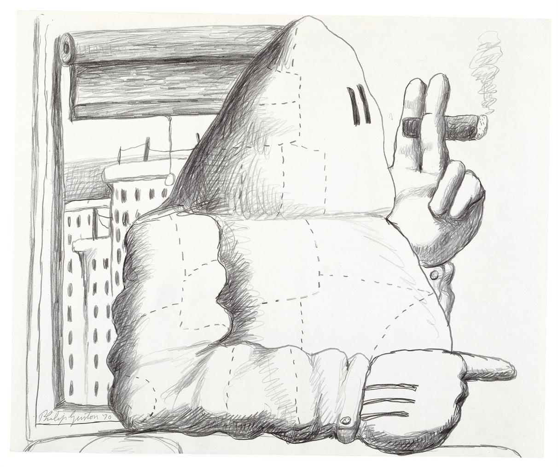Philip Guston-Window-1970