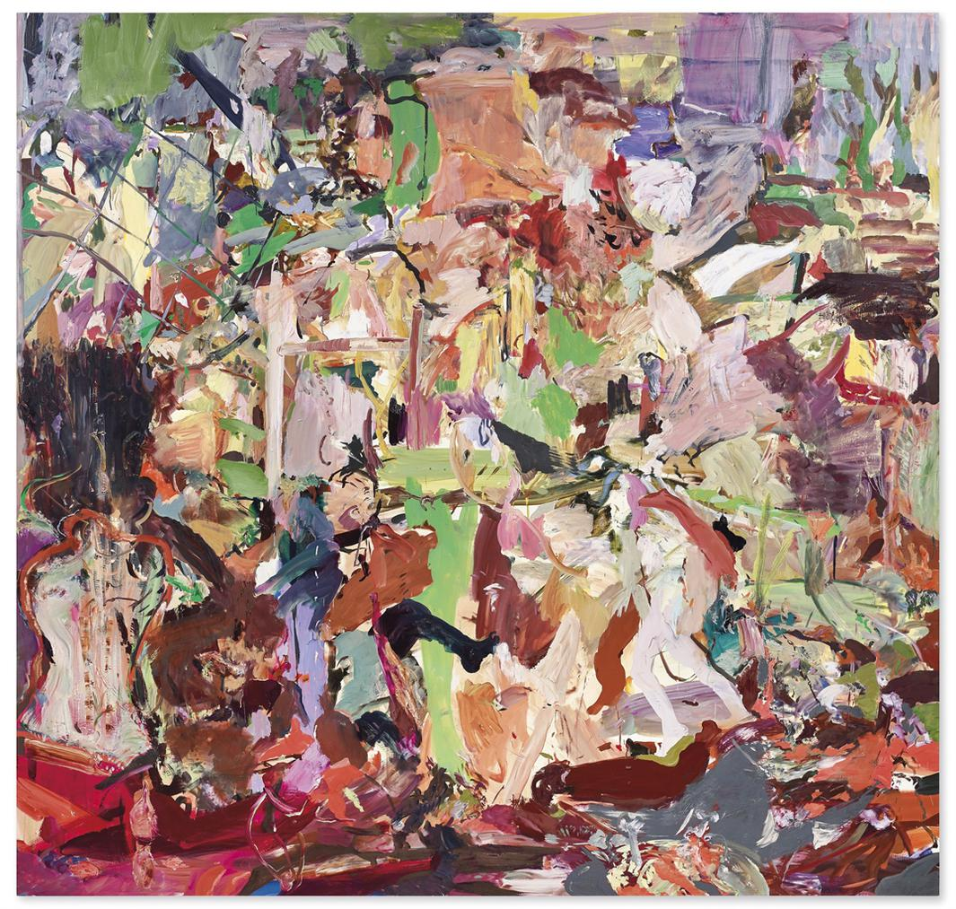 Cecily Brown-Bedlam Vacation-2005