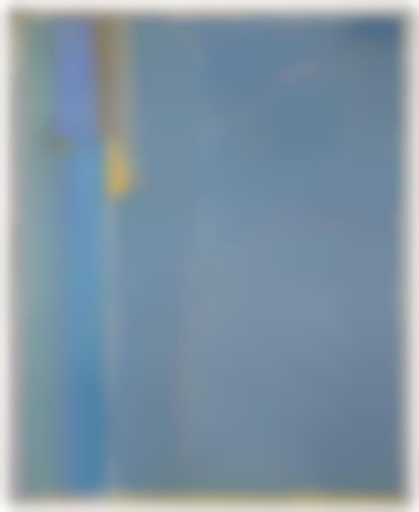 Richard Diebenkorn-Ocean Park #137-1985