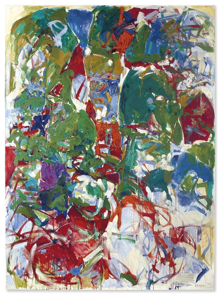 Joan Mitchell-Russian Easter-1967