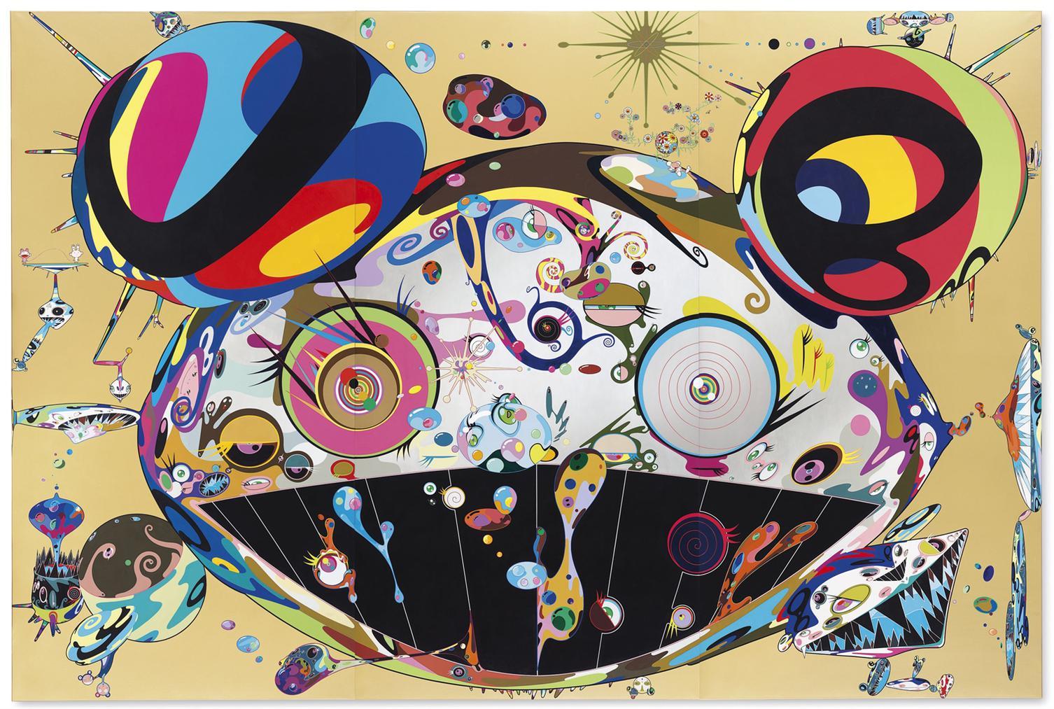 Takashi Murakami-Tan Tan Bo-2001