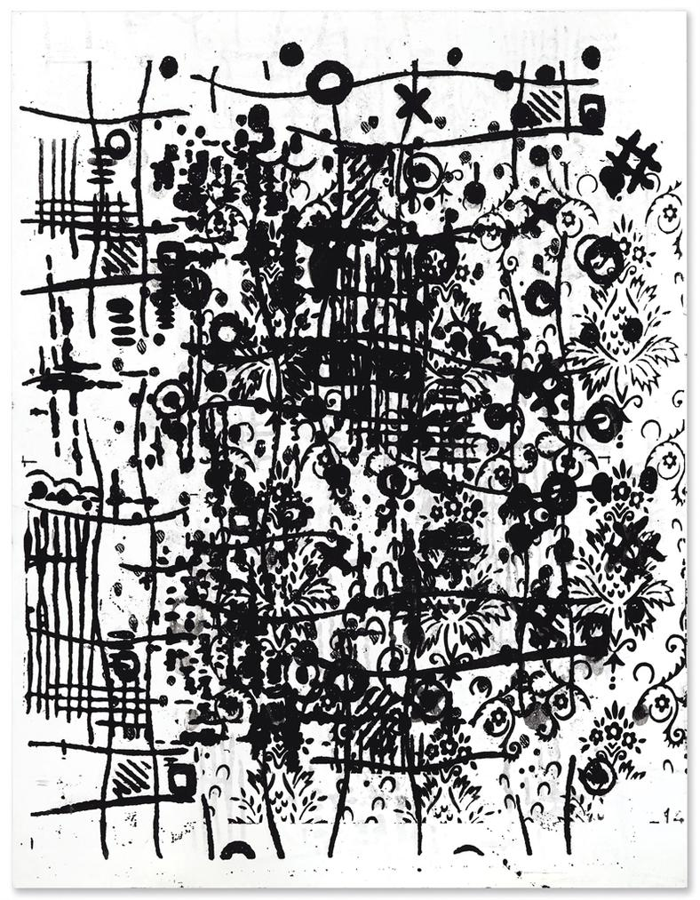 Christopher Wool-Untitled-1997