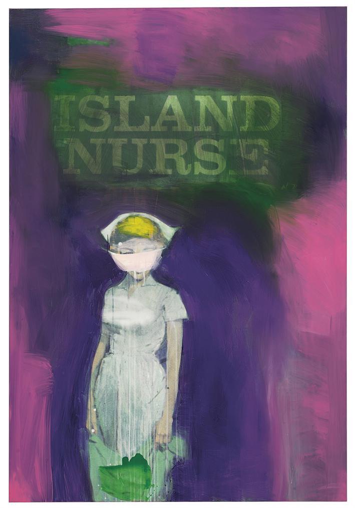 Richard Prince-Island Nurse-2002