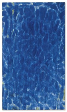Sam Francis-Saturated Blue (No. 1)-1953