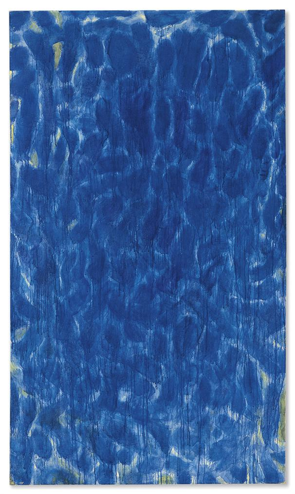 Sam Francis-Saturated Blue (No. 1)-1953