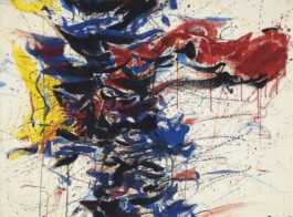 Sam Francis-Study For Moby Dick, Number Two-1959