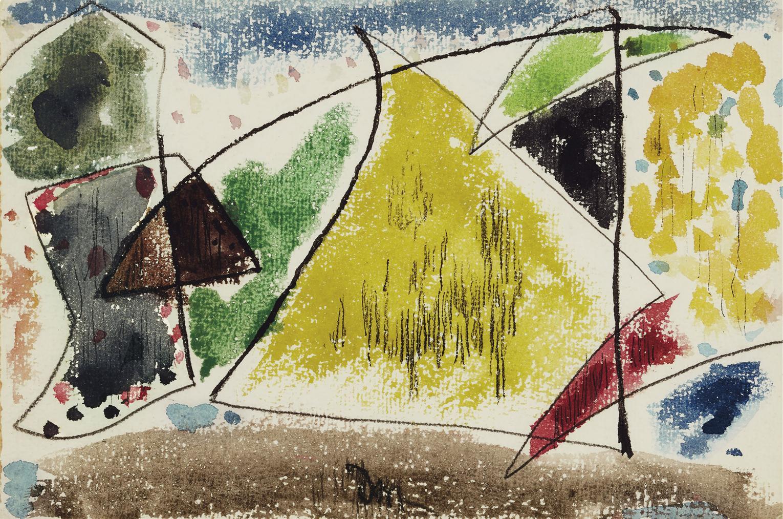 Arthur G. Dove - Centerport Iii-1940