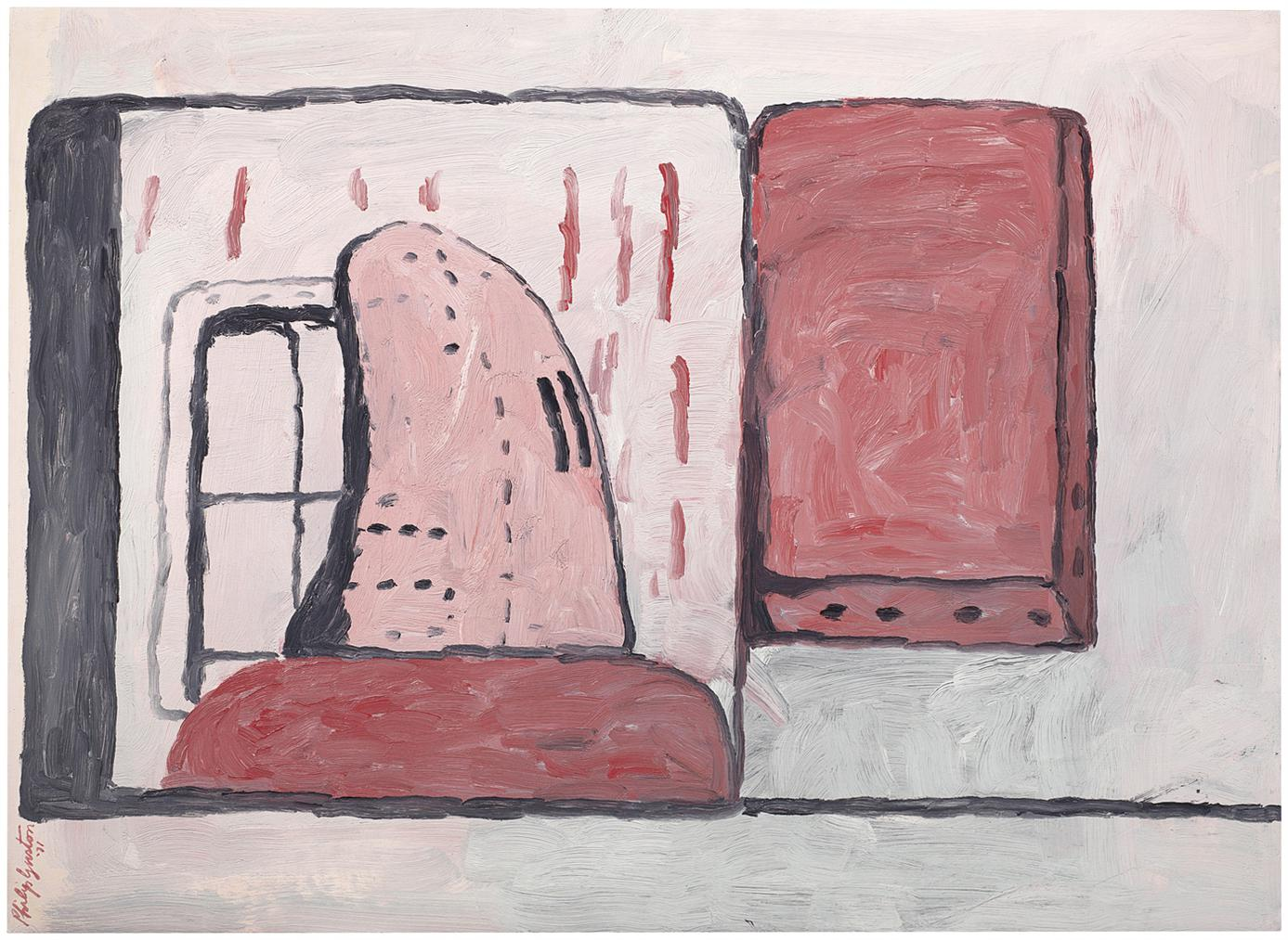 Philip Guston-Untitled-1971