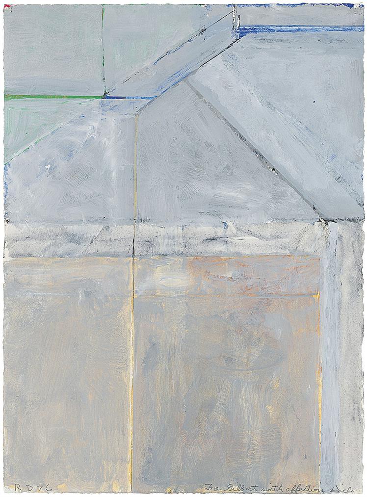 Richard Diebenkorn-Untitled-1976