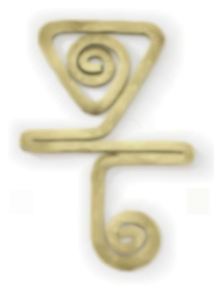 Alexander Calder-Two Spirals-