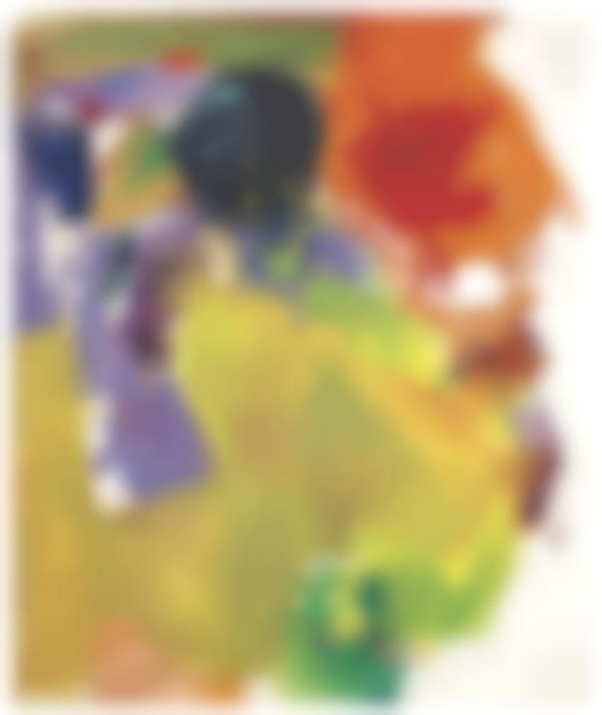 Hans Hofmann-Untitled No. 2-1965