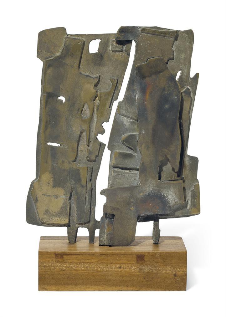 Pietro Consagra-Colloquio Con La Speranza-1957