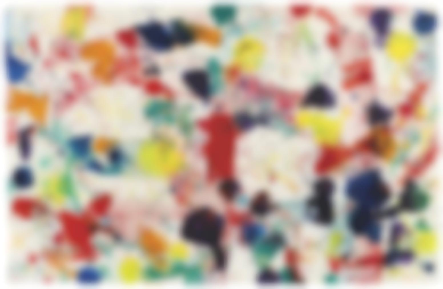 Sam Francis-Untitled-1973