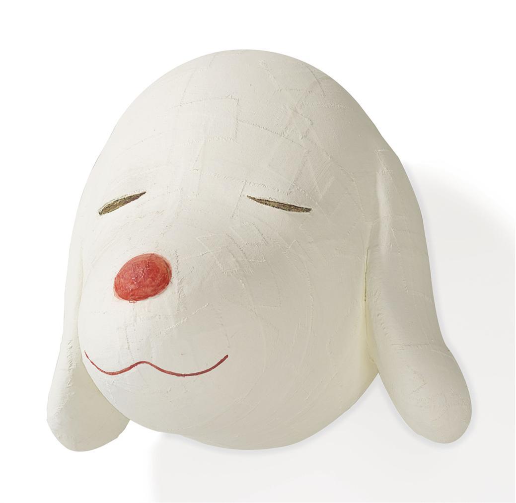Yoshitomo Nara-Dog From Your Childhood (Prototype)-1997