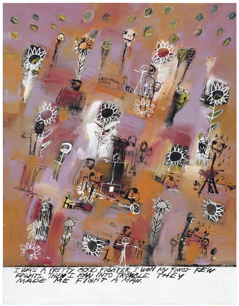 Richard Prince-Man O Man-1999