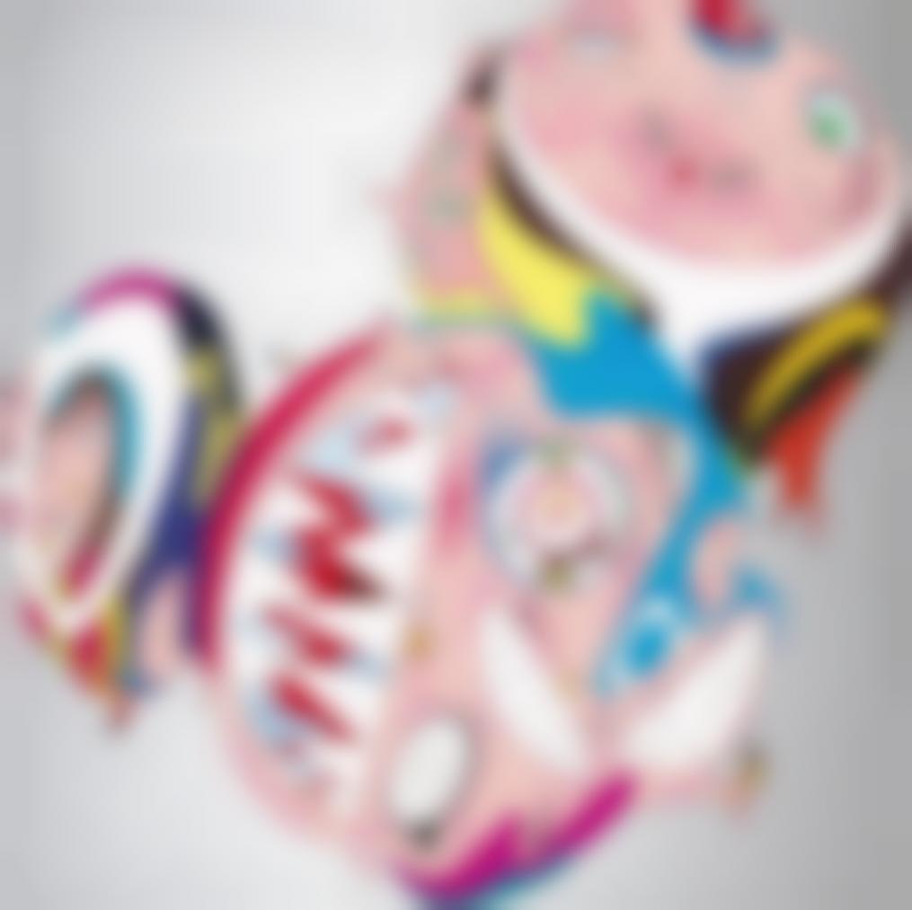 Takashi Murakami-Melting Dob D-2001