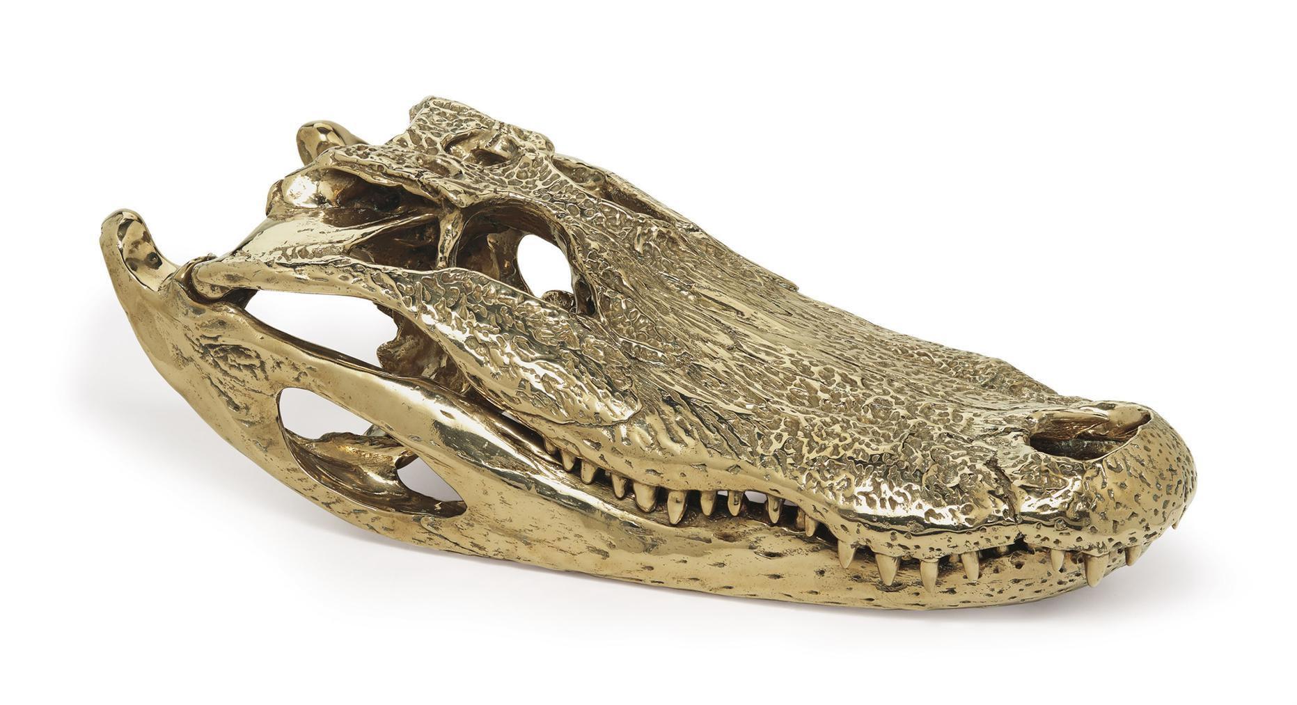 Sherrie Levine-Alligator-2014