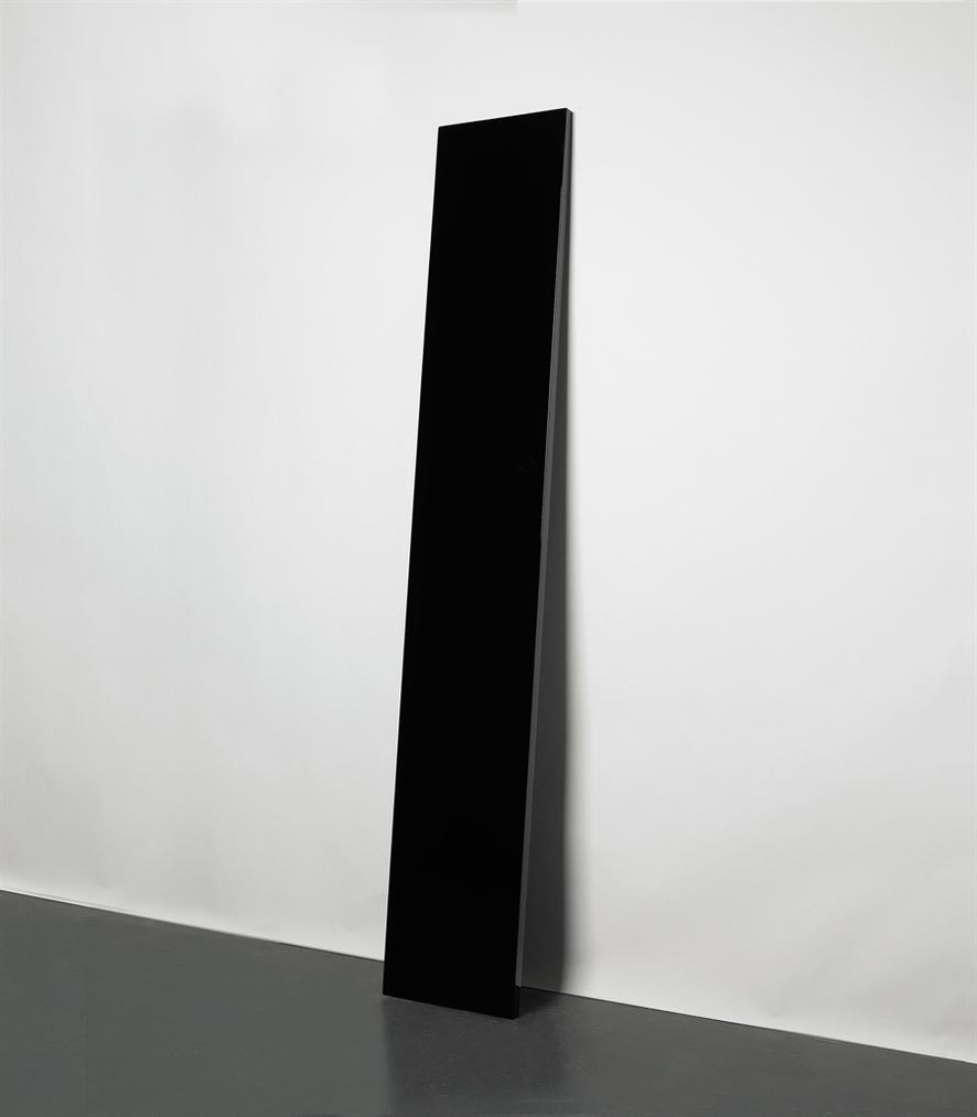 John McCracken-Black Plank-1988