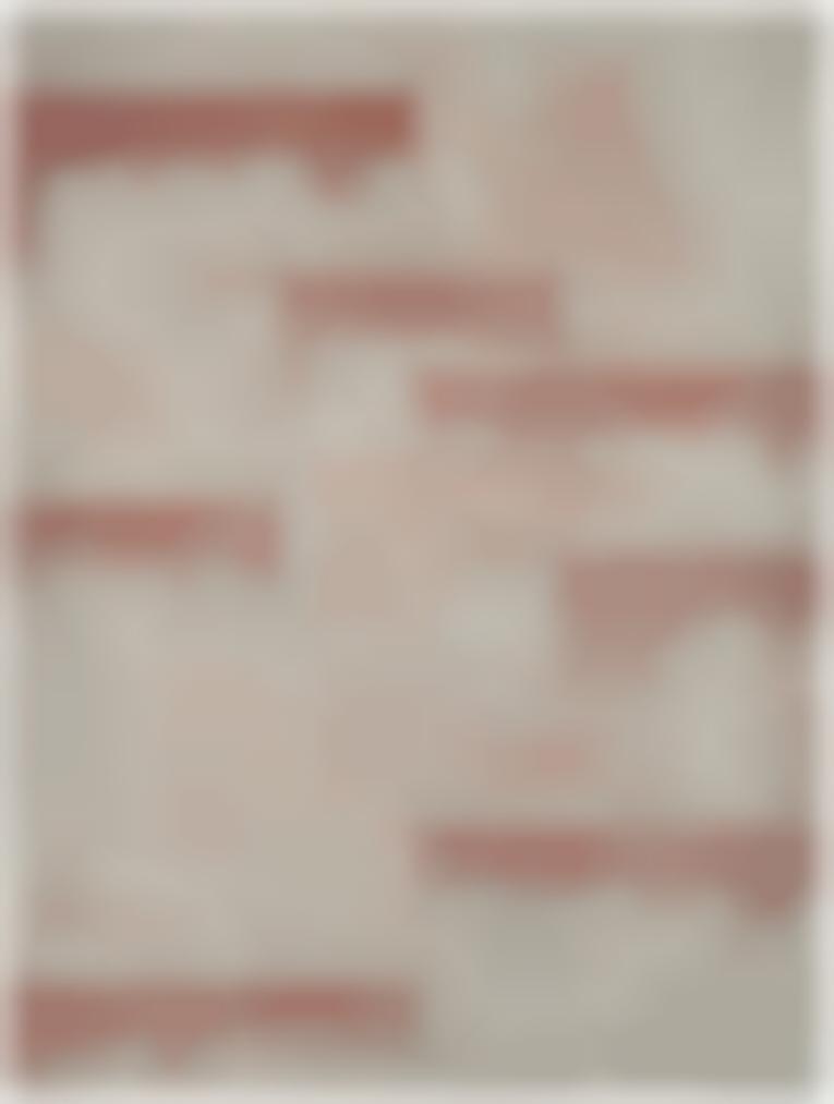 Brice Marden-Red Window Study-1985