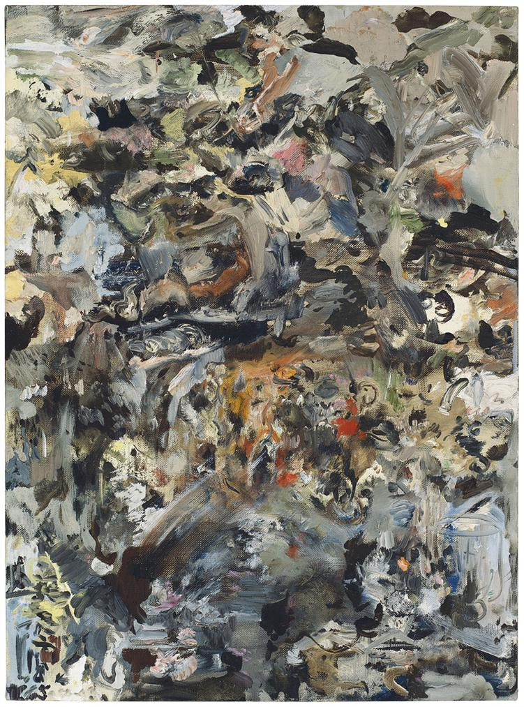 Cecily Brown-Untitled #47-2007