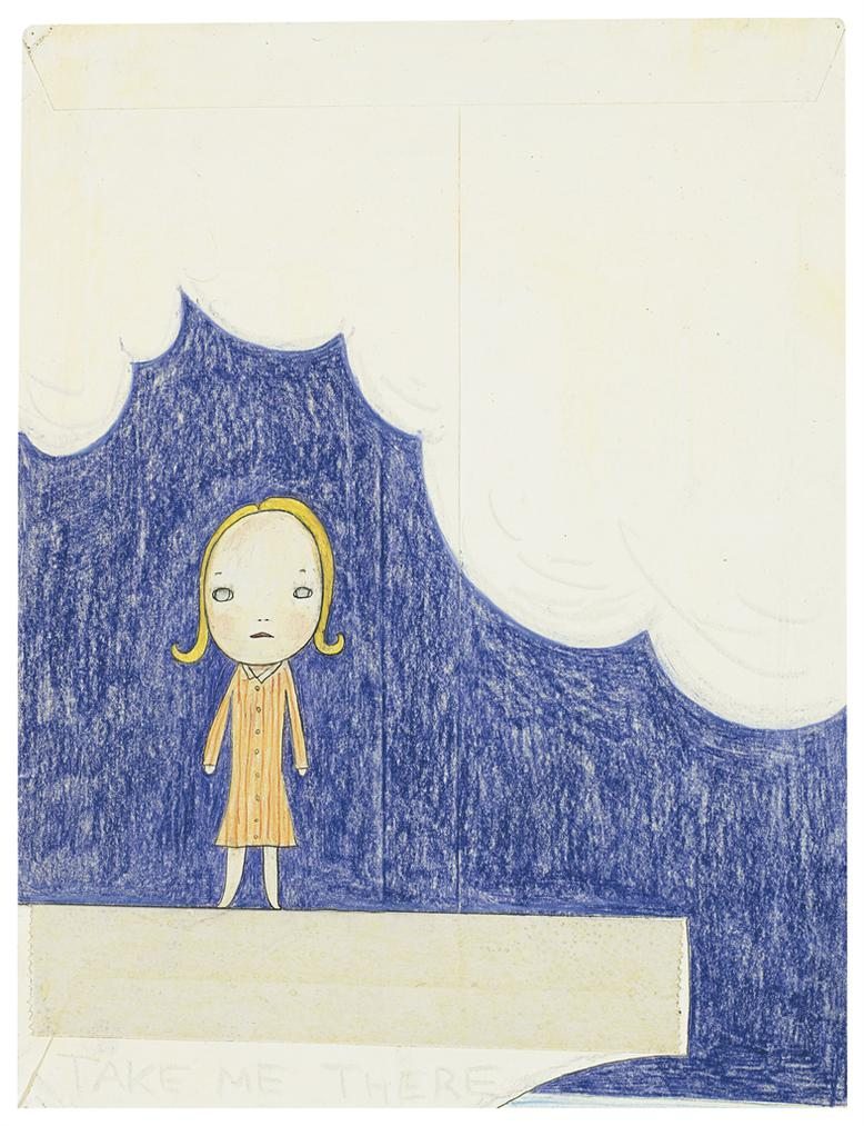 Yoshitomo Nara-Untitled-2005