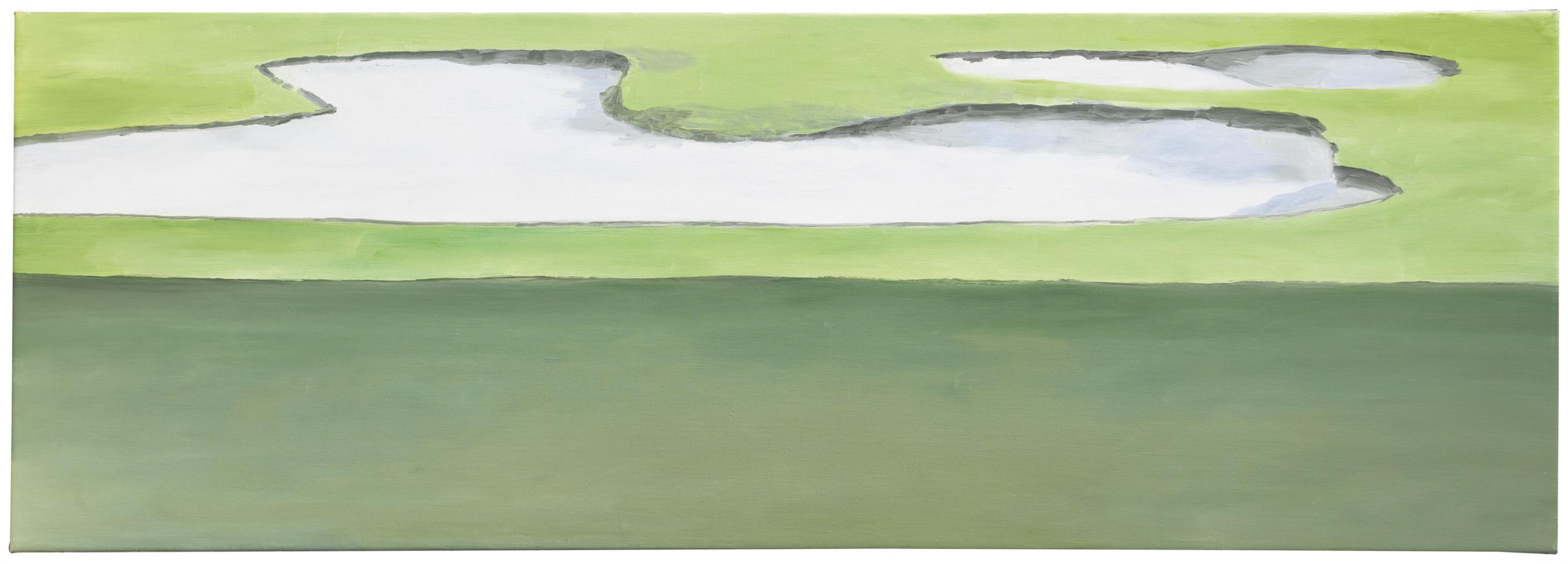 Luc Tuymans-Golf Course-1999