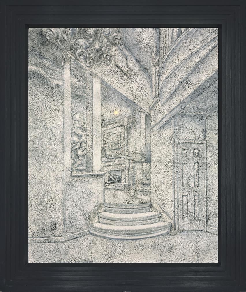 Richard Artschwager-Nocturne-1993