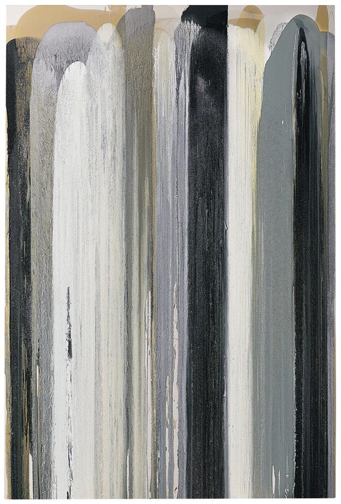 John Armleder-Adenophora Confusa-2003