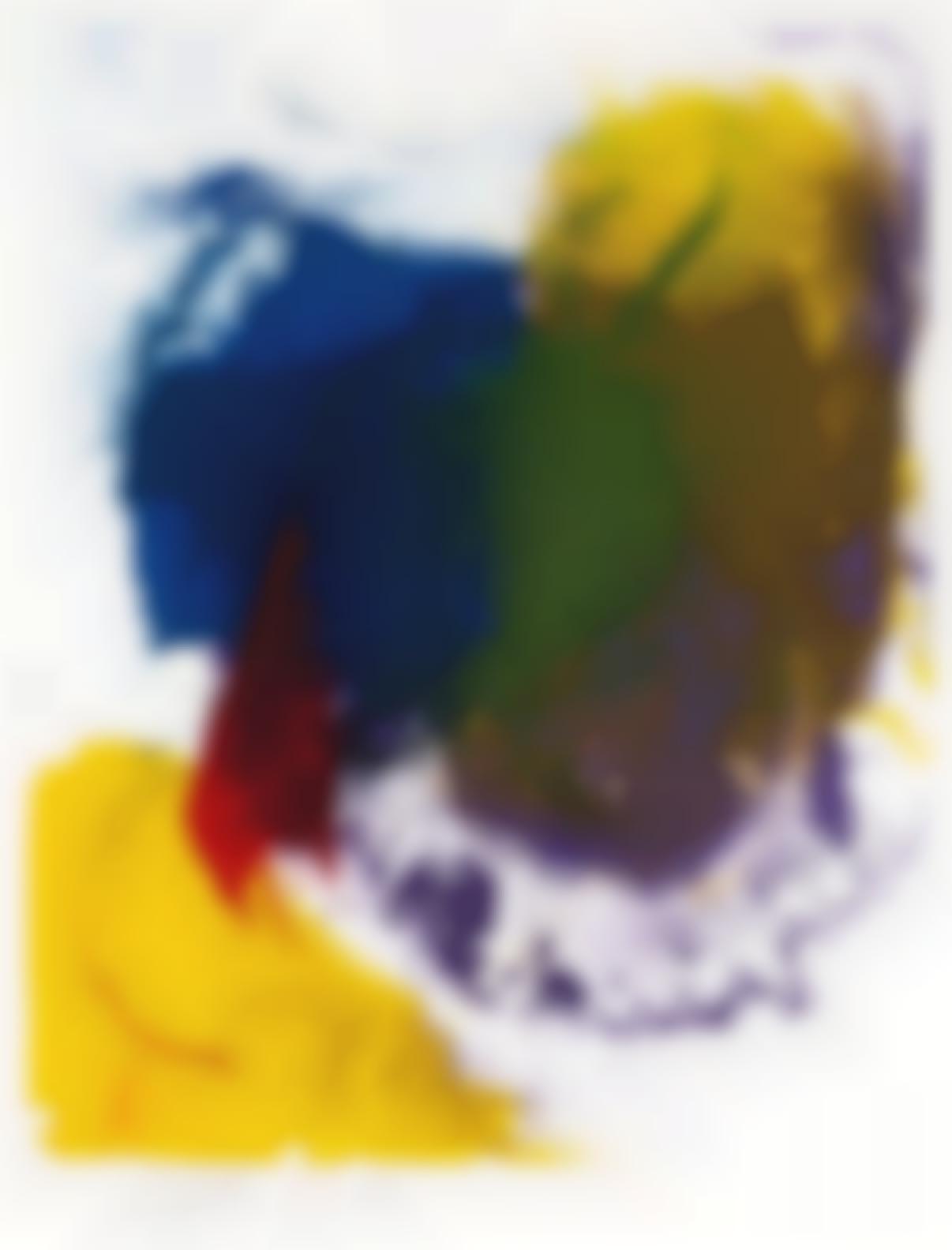 Paul Jenkins-Three Lithographs-1998