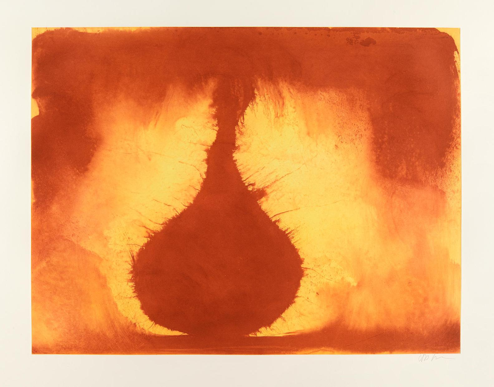 Anish Kapoor-Untitled 6, From 12 Etchings-2007