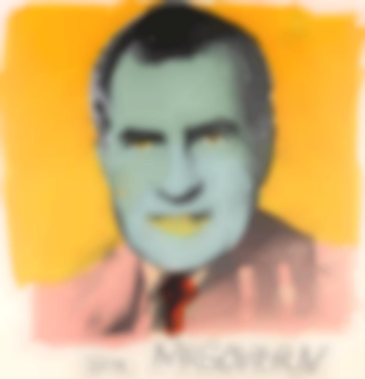 Andy Warhol-Vote Mcgovern (F./S. II 84)-1972