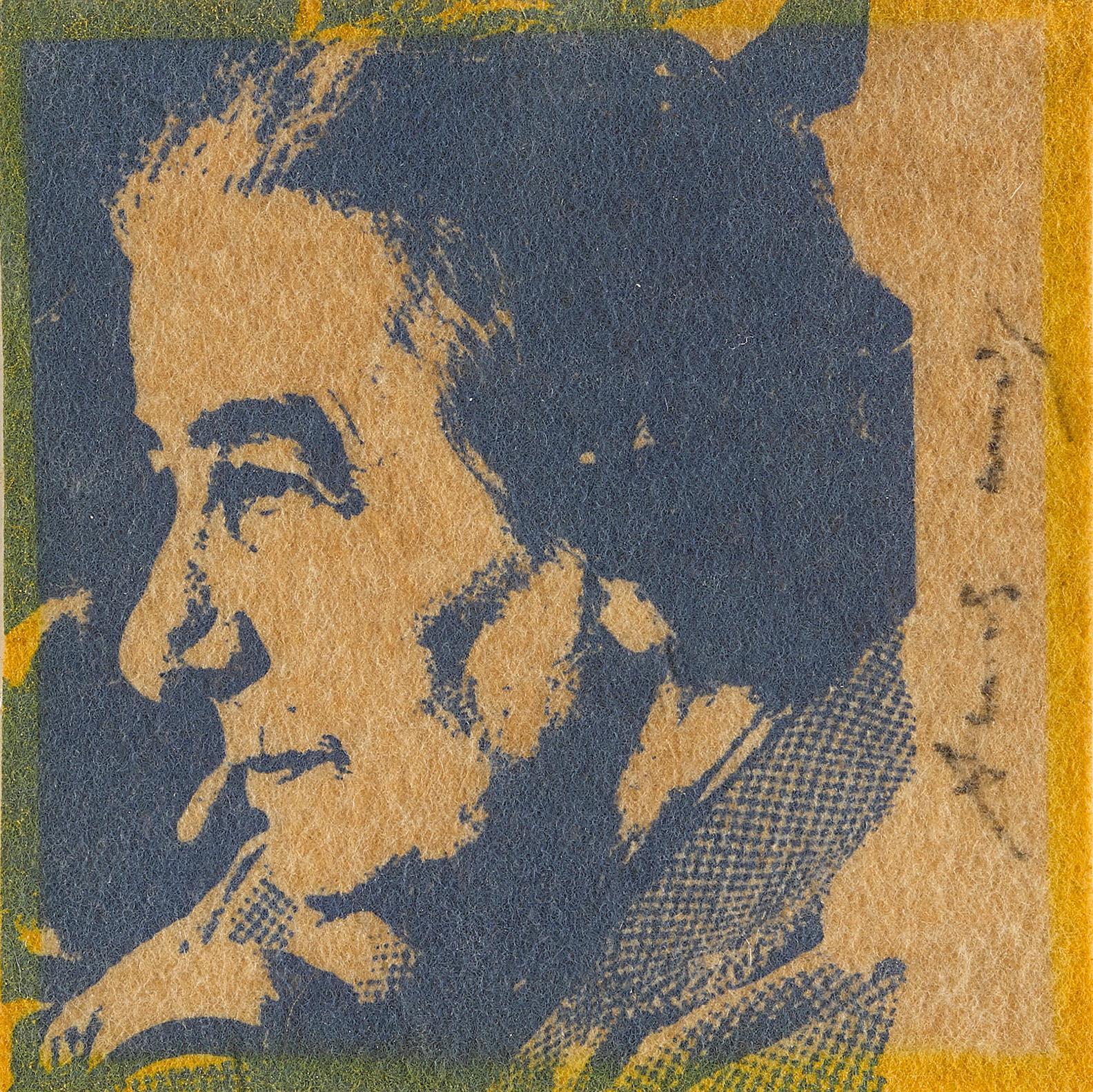 Andy Warhol-Golda Meier (F./S. II 153A)-1973