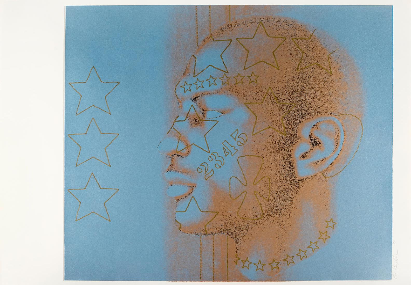 Ed Paschke-Untitled-1994