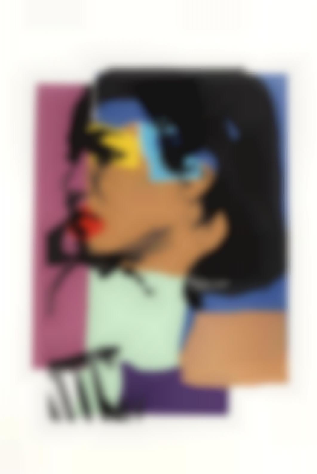 Andy Warhol-Ladies And Gentlemen (F./S. 95)-1975