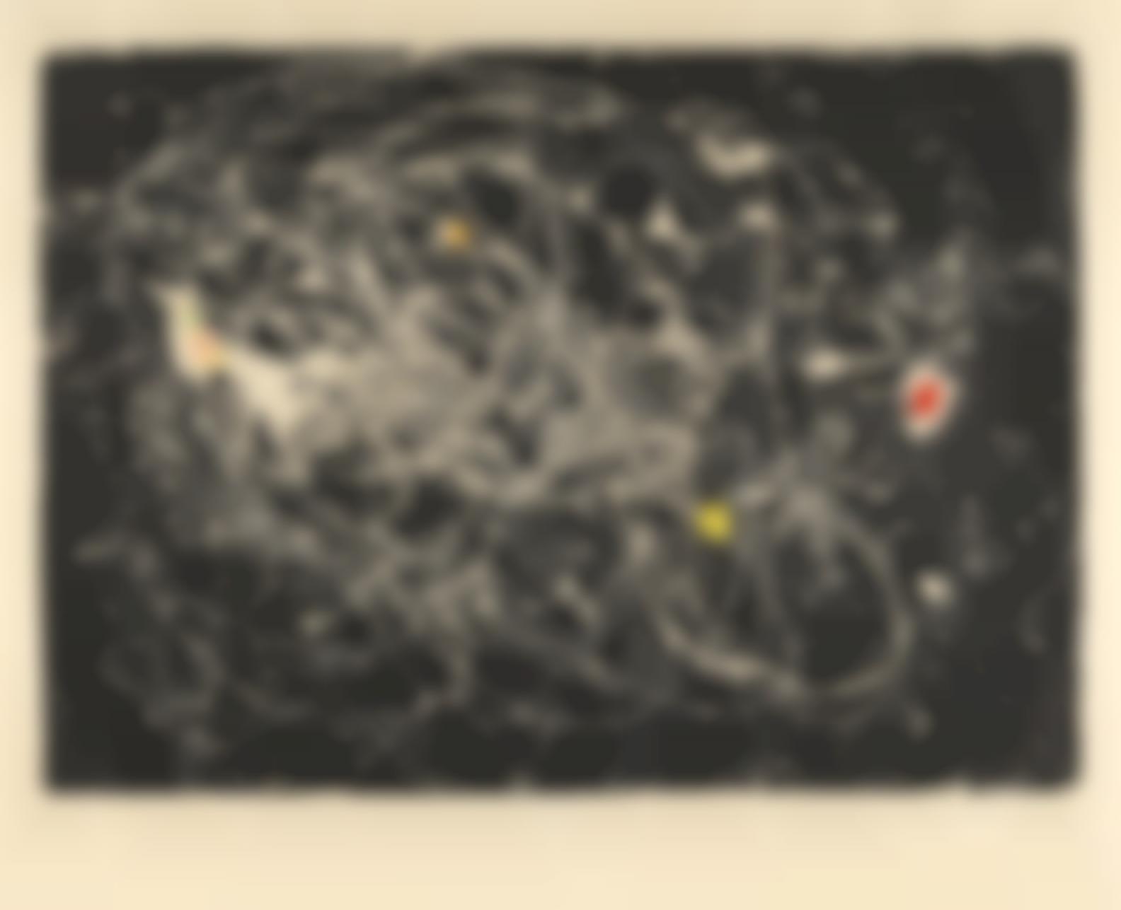 Joan Miro-Loiseau Du Paradis (D. 361)-1963