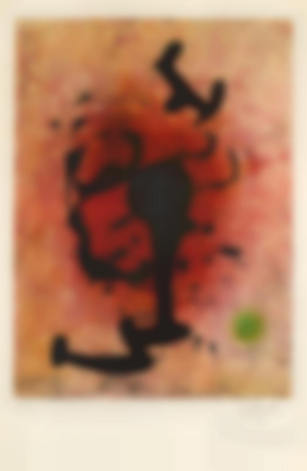 Joan Miro-Eclats (D. 449)-1968