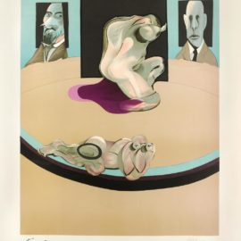 Francis Bacon-Metropolitan Museum Of Art (S. 11)-1975