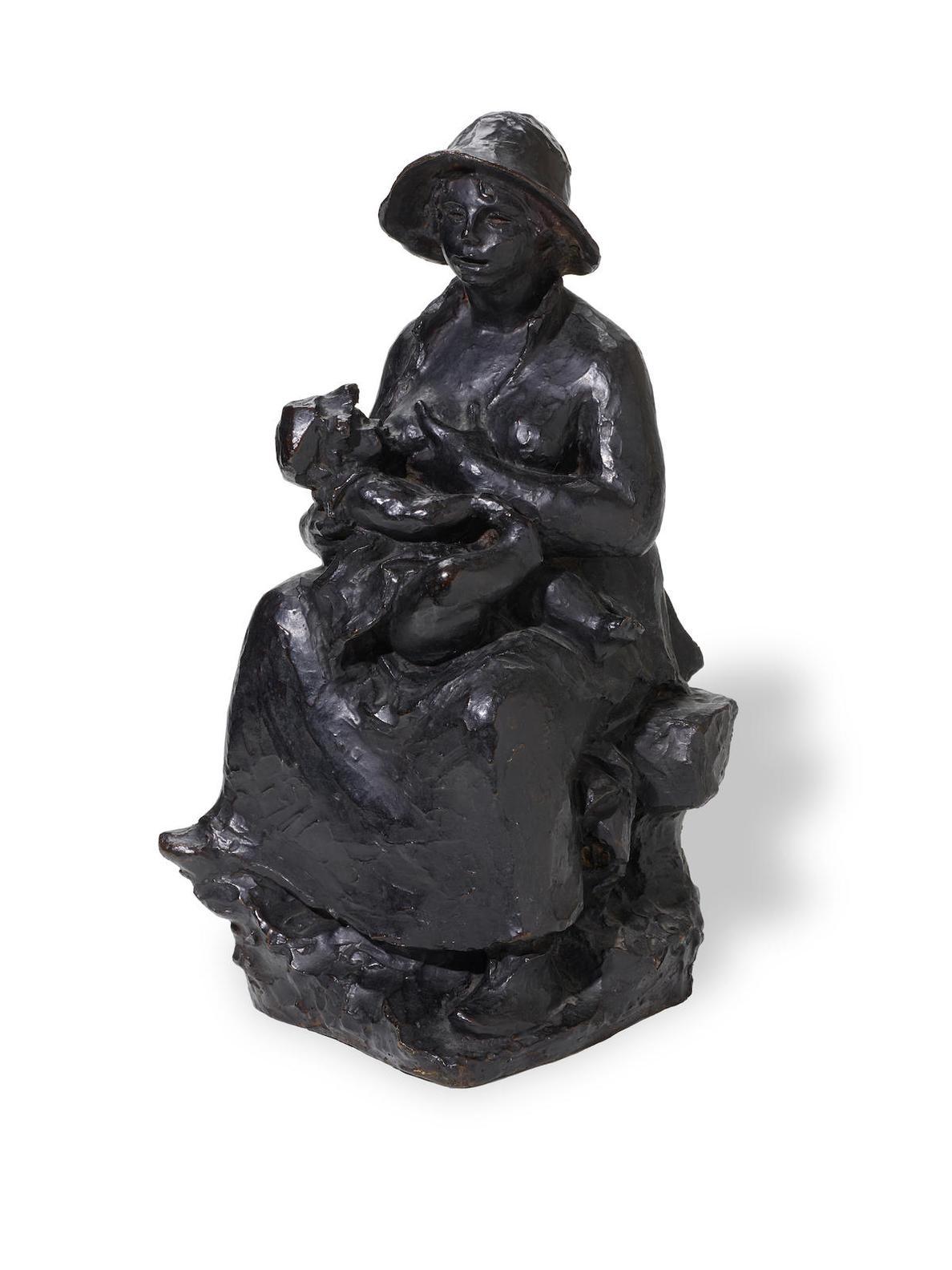 Pierre-Auguste Renoir-Maternite-1916