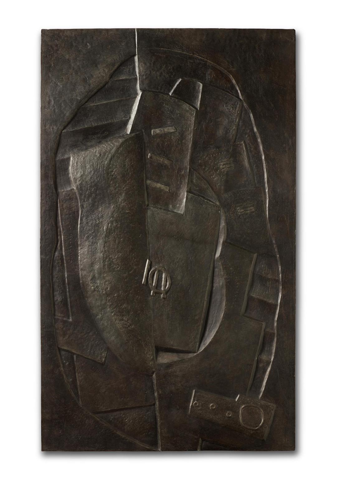 Henri Laurens-Guitare-1926