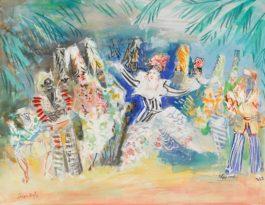 Jean Dufy-Les Ballets De Katherine Dunham