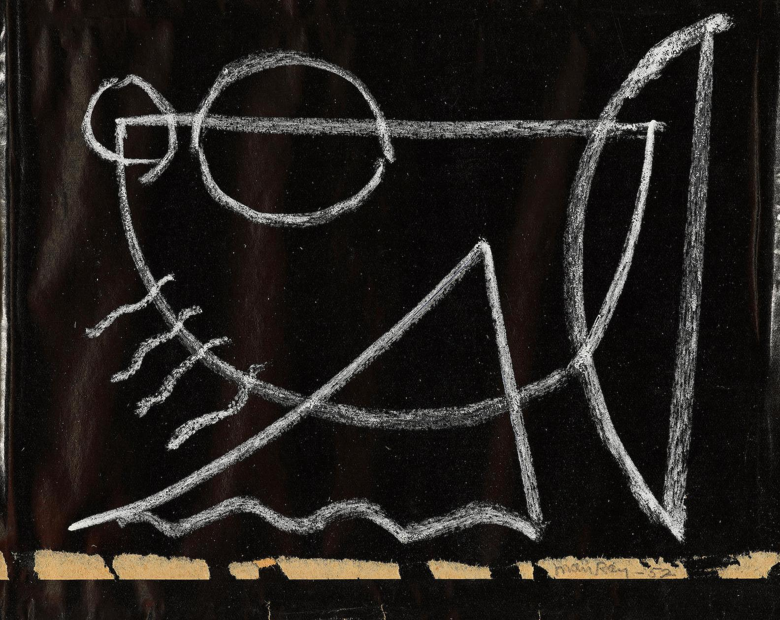 Man Ray-Sans Titre-1952
